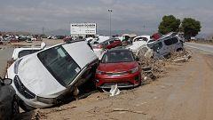 Cómo reclamar a las aseguradoras los daños provocados por el paso de la gota fría