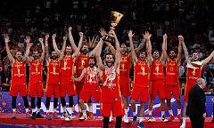 Mundial de Baloncesto 2019: España conquista su segundo oro mundial ante Argentina (75-95)
