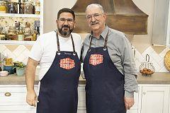 """El chef Pedro Subijana visita """"Hacer de comer"""""""