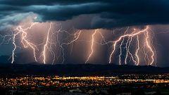 La mañana - ¿Qué tienes que hacer en caso de tormenta eléctrica?