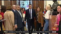 Parlamento - El Foco Parlamentario - Sánchez e Iglesias - 14/09/2019