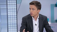 Los desayunos de TVE - Íñigo Errejón, portavoz de Más Madrid, y Luis Arroyo, experto en comunicación política