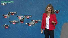 El tiempo en Canarias - 16/09/2019