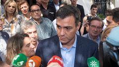 """Sánchez: """"No hay ningún obstáculo real para que el PP y Ciudadanos se abstengan"""""""
