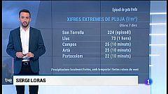 El temps a les Illes Balears - 16/09/19