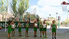 Así se forjan las futuras estrellas del baloncesto español