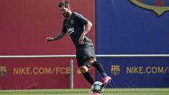 Messi viaja a Dortmund con el alta médica