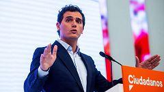 """Rivera propone al PP una abstención conjunta para investir a Sánchez con """"tres condiciones"""""""