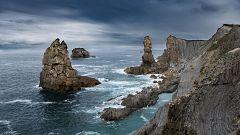 Tormentas fuertes en Galicia, Asturias, Castilla y León y Pirineo