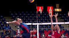 Voleibol - Campeonato de Europa Masculino: España - Serbia