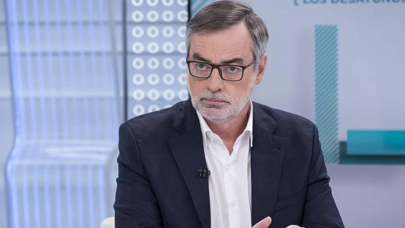 Villegas (Cs) asegura que Sánchez tiene en su mano evitar las elecciones