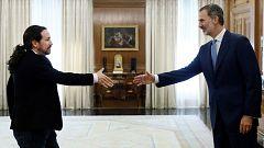"""Iglesias: """"Sánchez tiene dos ofertas y tiempo para elegir"""""""