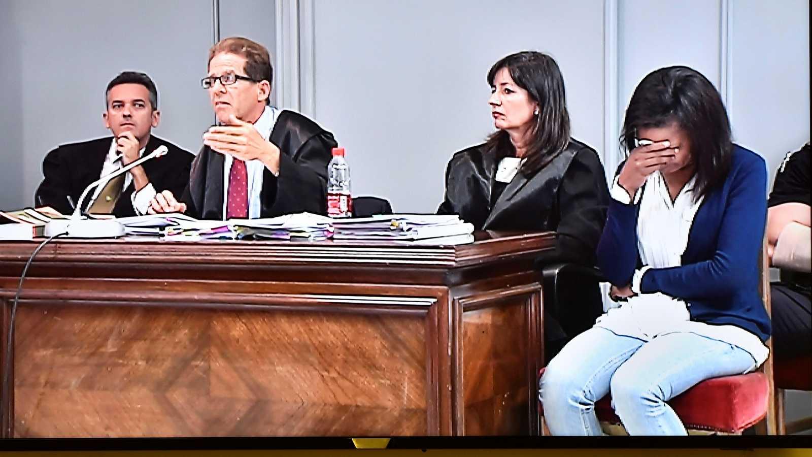"""Ana Julia Quezada pide """"perdón"""" a los padres de Gabriel y a su propia familia"""