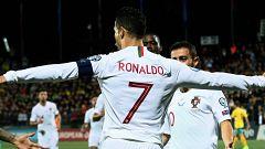 Corazón - Cristiano Ronaldo se derrumba al hablar de su padre