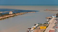 Canalizar el río: ¿siempre efectivo en caso de inundación?