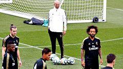 El Real Madrid viaja a París sin Marcelo, Modric, Isco, Valverde, Ramos y Nacho