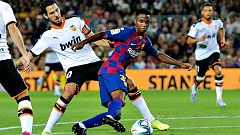 Barça y Valencia inician su camino en Champions en Dortmund y Londres, respectivamente