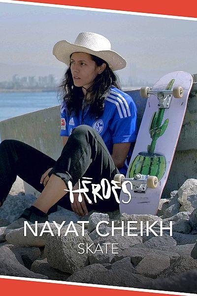 Mira ya el programa de Nayat Cheikh