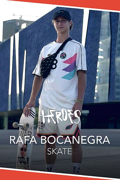 Mira ya el programa de Rafa Bocanegra