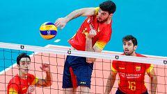 España logra ante Austria su primera victoria y sigue aspirando a los octavos