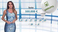 Bonoloto + EuroMillones - 17/09/19