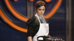 Marta Torné se gana un delantal negro en la primera prueba