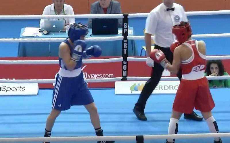 Mujer y deporte - Boxeo - Campeonato de Europa femenino 2019. Resumen