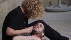 Servir y Proteger - Ricky Soler muere por un disparo de Miralles
