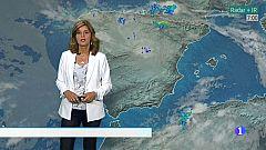 El tiempo en Andalucía - 18/09/2019