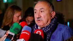 """Sindicatos y empresarios llaman a la """"responsabilidad"""" de los políticos ante las nuevas elecciones"""