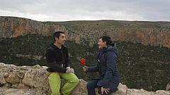 """La Paisana - ¿Por qué se llama """"La nevera"""" una vía de Chulilla?"""