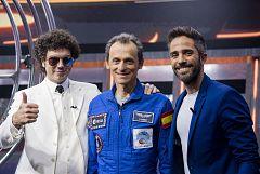 Vaya Crack - Pedro Duque rememora su época de astronauta