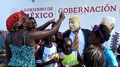 Estados Unidos bloquea en México a los migrantes africanos