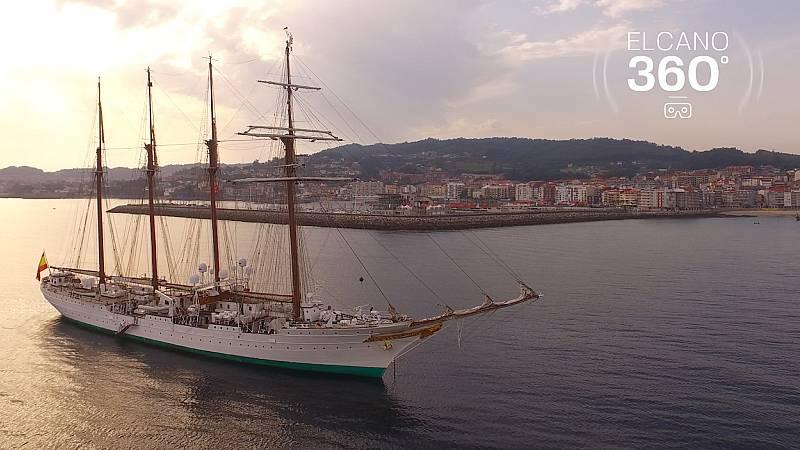 Navega con Elcano en 360º