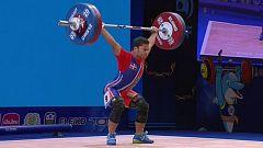 Halterofilia - Campeonato del Mundo 2019. Final 61 kg. masculinos