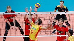Voleibol - Campeonato de Europa Masculino: España - Alemania