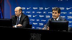 El FC Barcelona presenta un presupuesto de récord