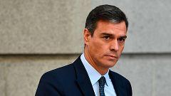 """Sánchez asegura que """"no dormiría tranquilo"""" si incorporase a ministros de Podemos en su gobierno"""