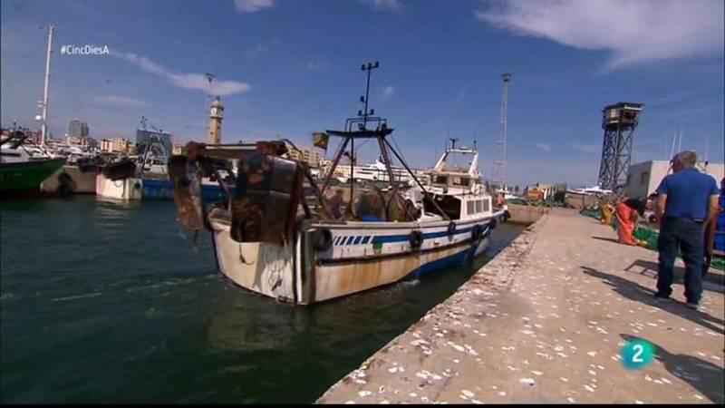 'Cinc dies a' programa especial pel 150 aniversari del Port de Barcelona