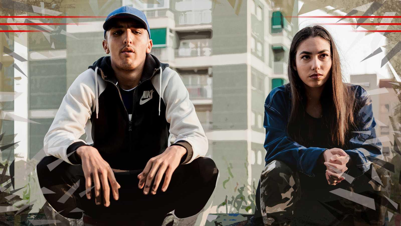 """Mixtape - """"Futuro"""" con María José Llergo, Morad, La Tiguerita y Goa"""