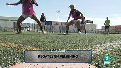 En el fútbol de mujeres hay trabajo