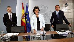El Gobierno aprueba un decreto de 774 millones de euros en ayudas por los incendios y tormentas