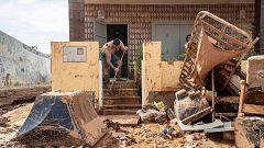 El sureste español intenta recuperar la normalidad tras las inundaciones