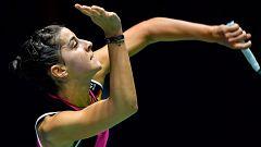Carolina Marín muestra su poderío y ya está en semifinales de China