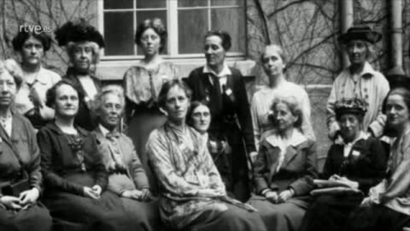 Pioneras del feminismo pacifista