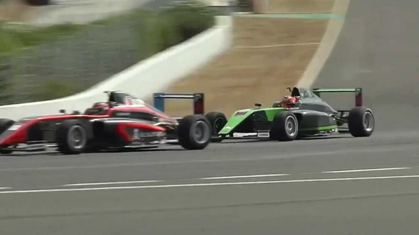 Automovilismo - Racing weekend 2019. Prueba Jerez. Resumen - ver ahora