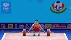 Halterofilia - Campeonato del Mundo 2019. Final 67 kg. masculinos