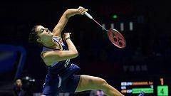 Bádminton - Open de China. Semifinal: S. Takahashi - C. Marín