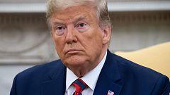 Trump redobla la presión contra Irán y anuncia sanciones a su banco central