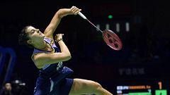 Resumen: Carolina Marín vence a Takahashi y se mete en la final